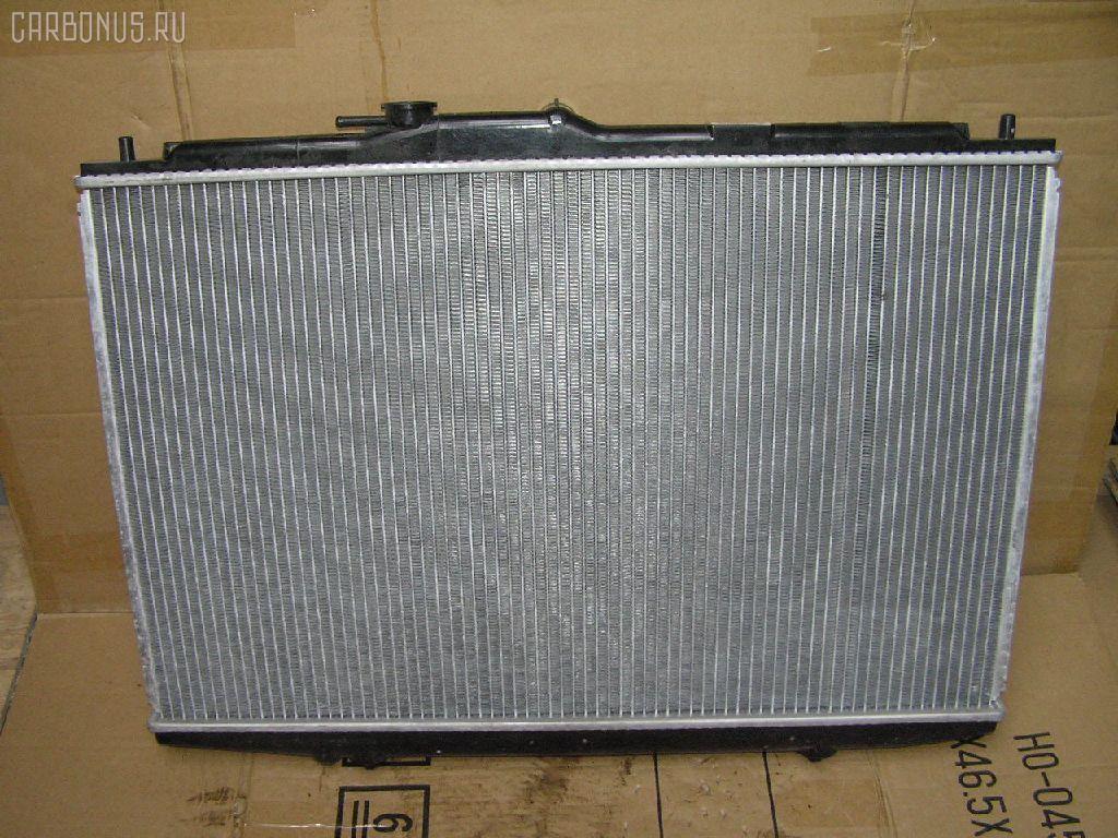 Радиатор ДВС HONDA ODYSSEY RA7 F23A. Фото 6