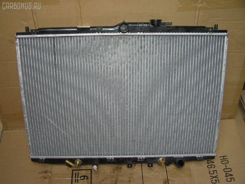Радиатор ДВС HONDA ODYSSEY RA7 F23A. Фото 7