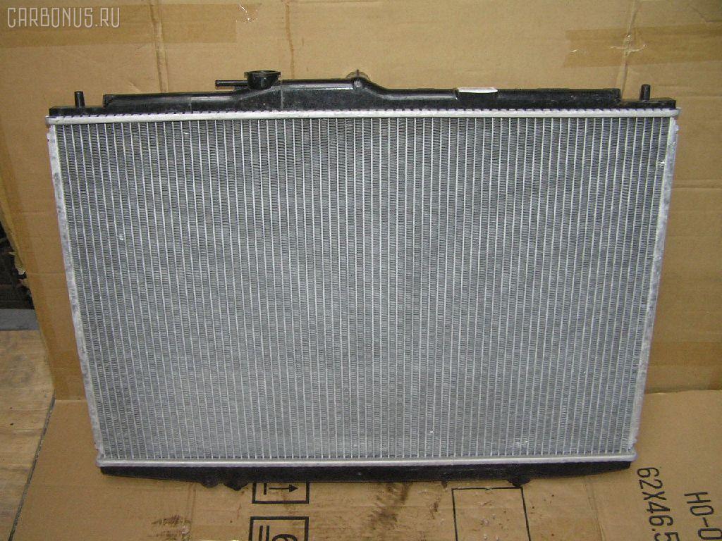 Радиатор ДВС HONDA ODYSSEY RA7 F23A. Фото 8