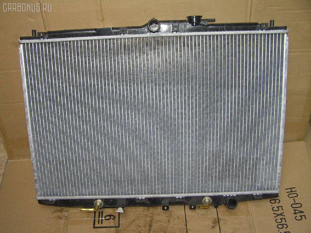 Радиатор ДВС HONDA ODYSSEY RA7 F23A. Фото 9