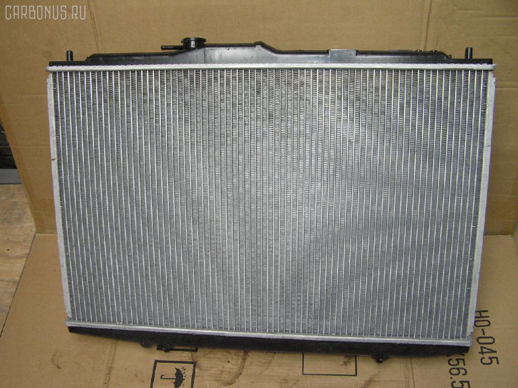 Радиатор ДВС HONDA ODYSSEY RA7 F23A. Фото 10
