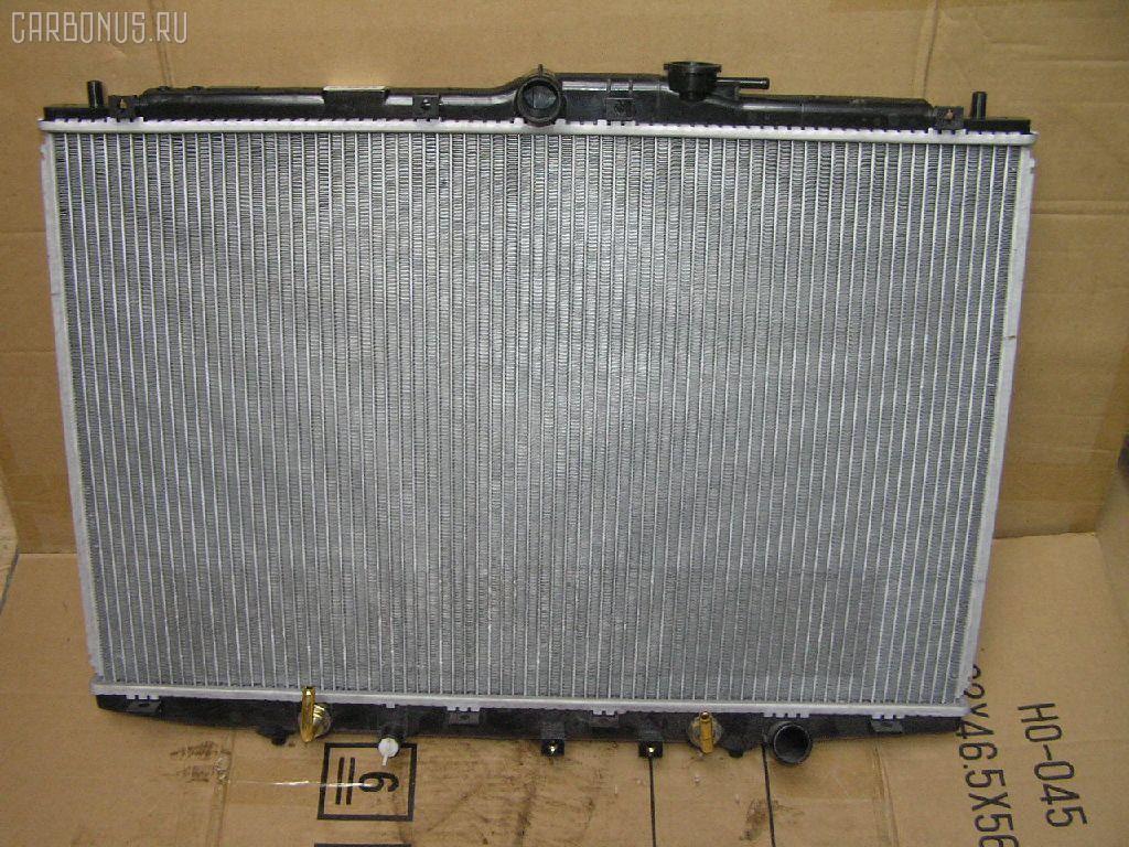 Радиатор ДВС HONDA ODYSSEY RA7 F23A. Фото 11