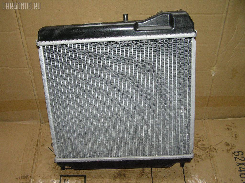 Радиатор ДВС HONDA FIT GD1 L13A. Фото 1