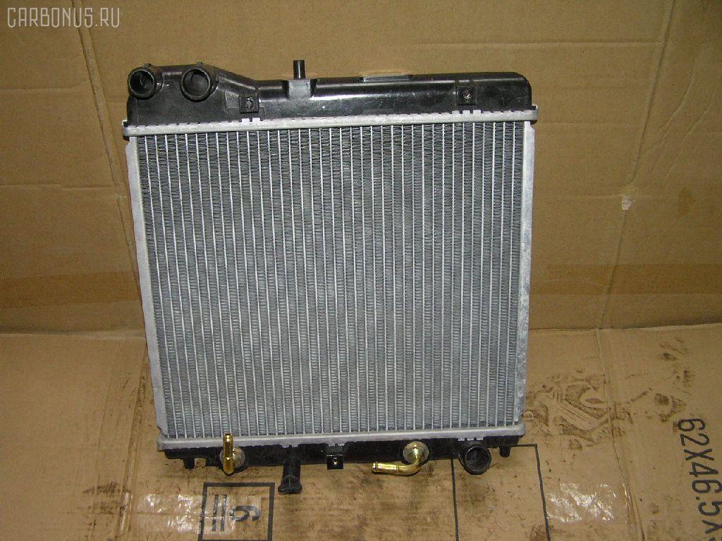 Радиатор ДВС HONDA FIT GD1 L13A. Фото 2