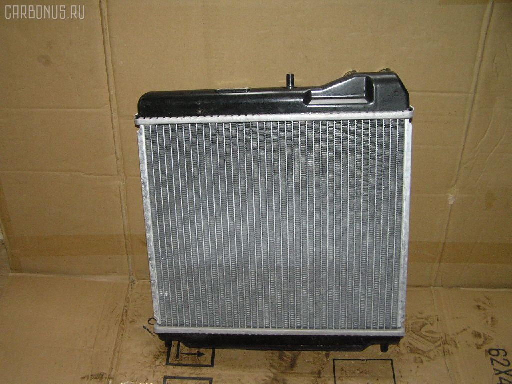 Радиатор ДВС HONDA FIT GD1 L13A. Фото 7
