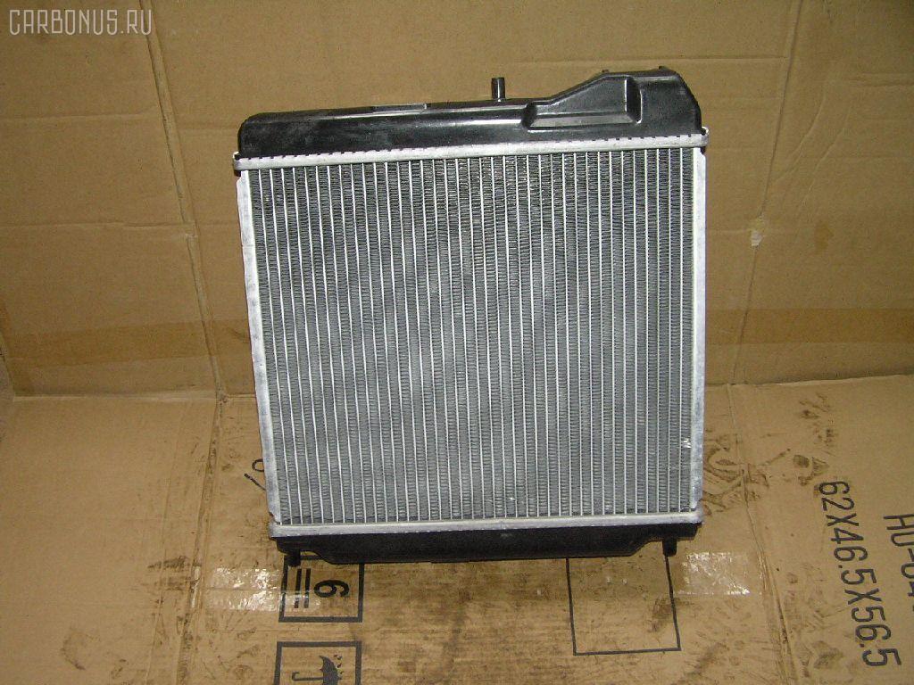 Радиатор ДВС HONDA FIT GD1 L13A. Фото 9