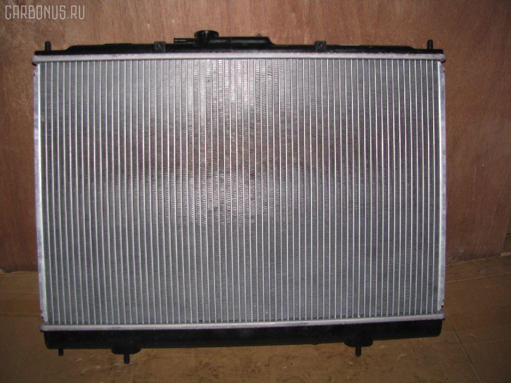 Радиатор ДВС MITSUBISHI PAJERO IO H76W 4G93. Фото 2