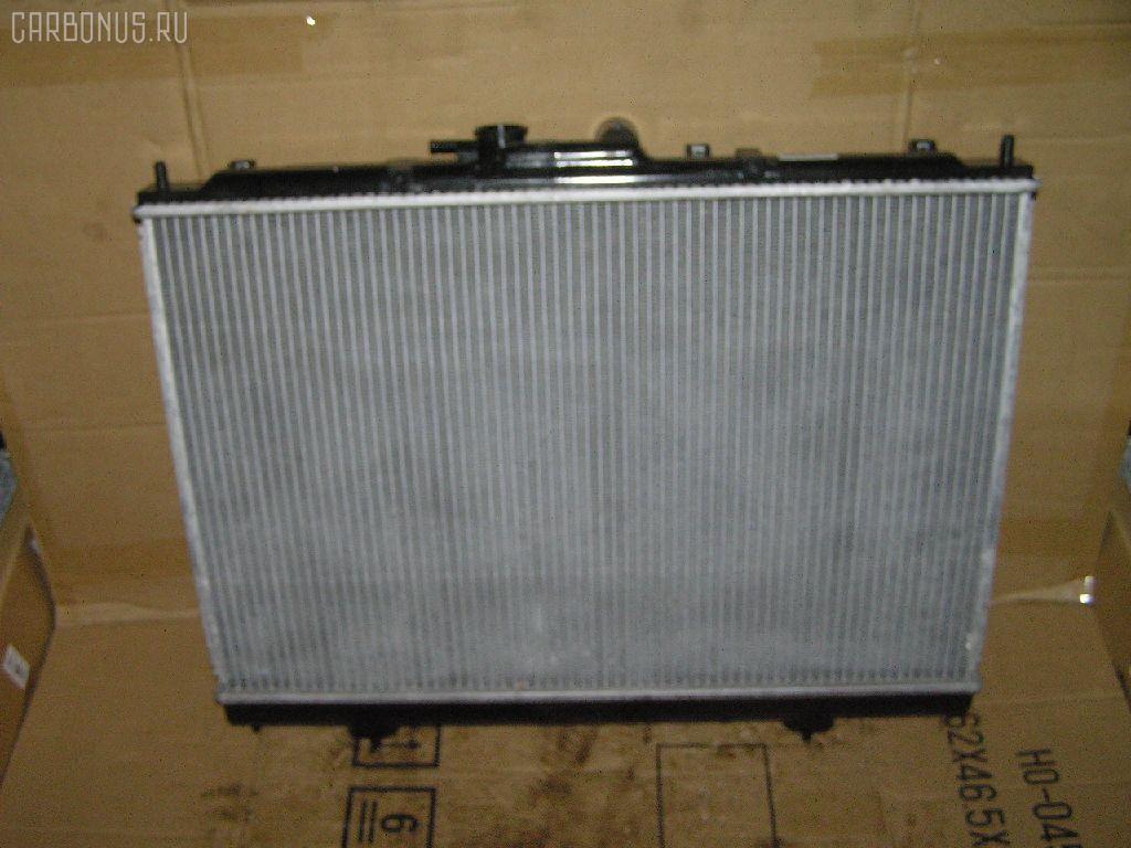 Радиатор ДВС MITSUBISHI PAJERO IO H76W 4G93. Фото 6