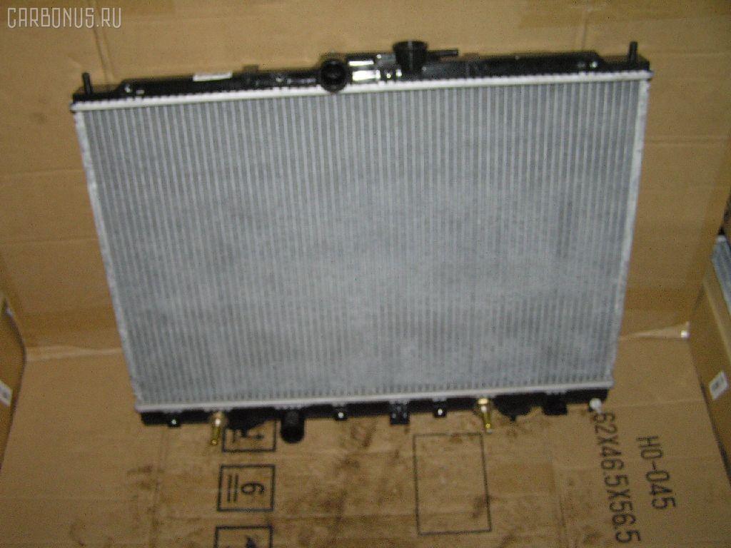 Радиатор ДВС MITSUBISHI PAJERO IO H76W 4G93. Фото 7