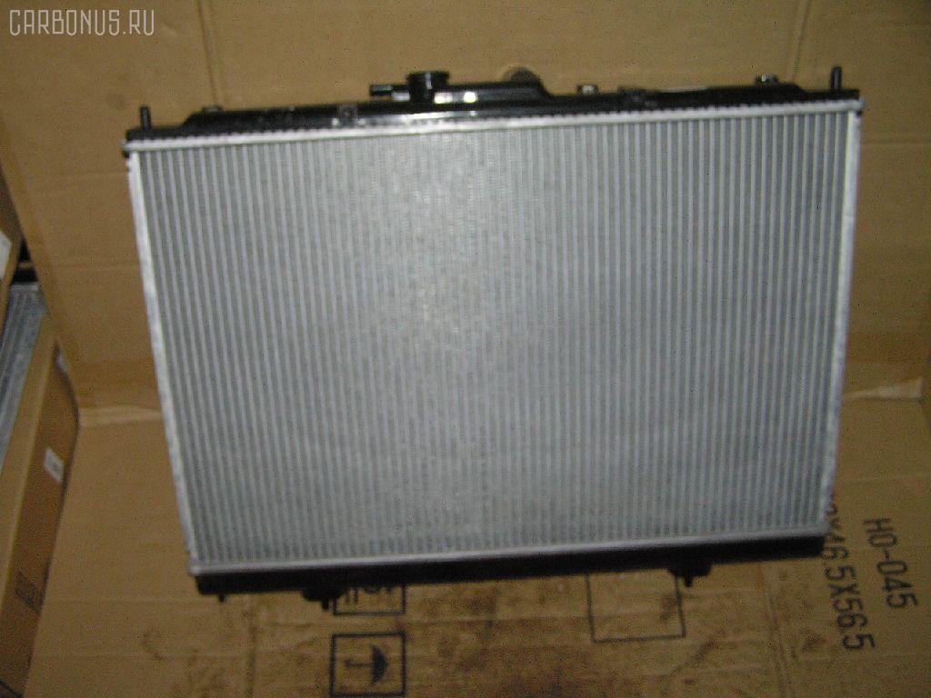 Радиатор ДВС MITSUBISHI PAJERO IO H76W 4G93. Фото 8