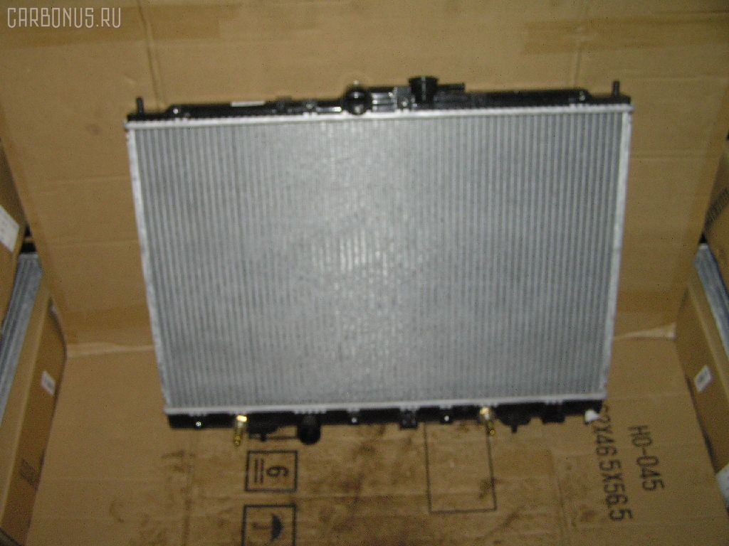 Радиатор ДВС MITSUBISHI PAJERO IO H76W 4G93. Фото 9