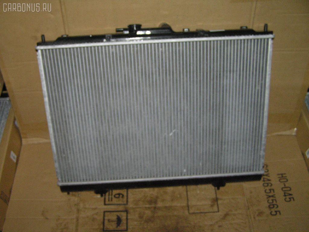Радиатор ДВС MITSUBISHI PAJERO IO H76W 4G93. Фото 10