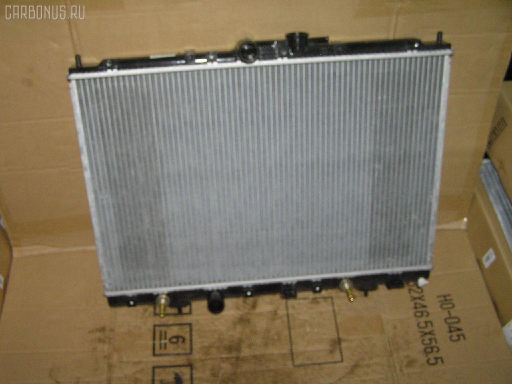 Радиатор ДВС MITSUBISHI PAJERO IO H76W 4G93. Фото 11