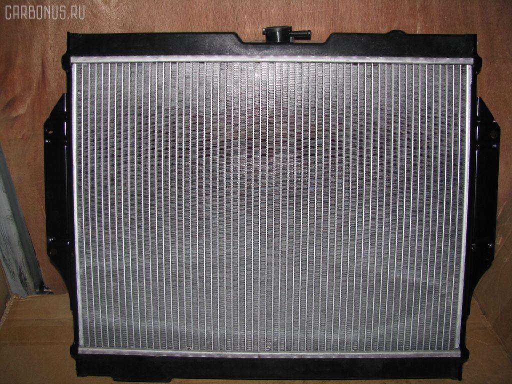 Радиатор ДВС MITSUBISHI PAJERO V44W 4D56-T. Фото 1
