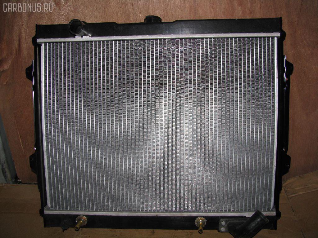 Радиатор ДВС MITSUBISHI PAJERO V44W 4D56-T. Фото 6