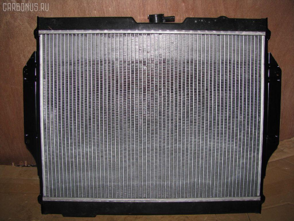 Радиатор ДВС MITSUBISHI PAJERO V44W 4D56-T. Фото 7