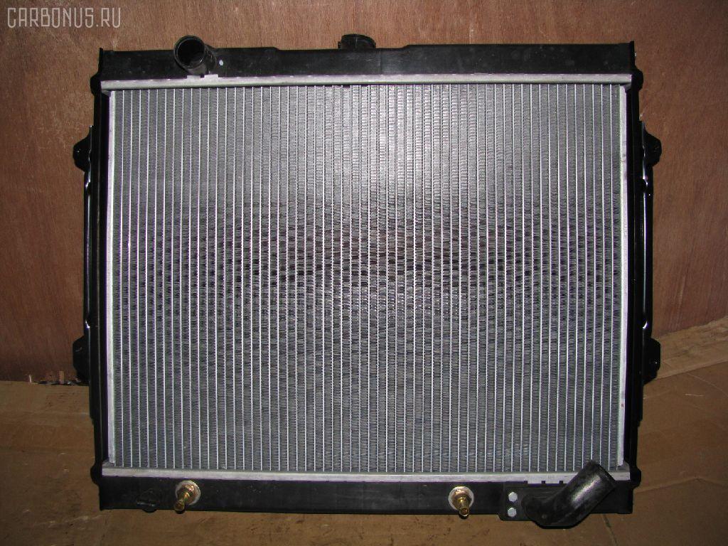 Радиатор ДВС MITSUBISHI PAJERO V44W 4D56-T. Фото 8