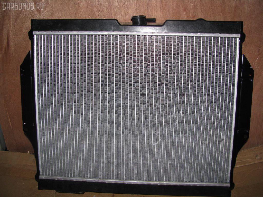 Радиатор ДВС MITSUBISHI PAJERO V44W 4D56-T. Фото 9