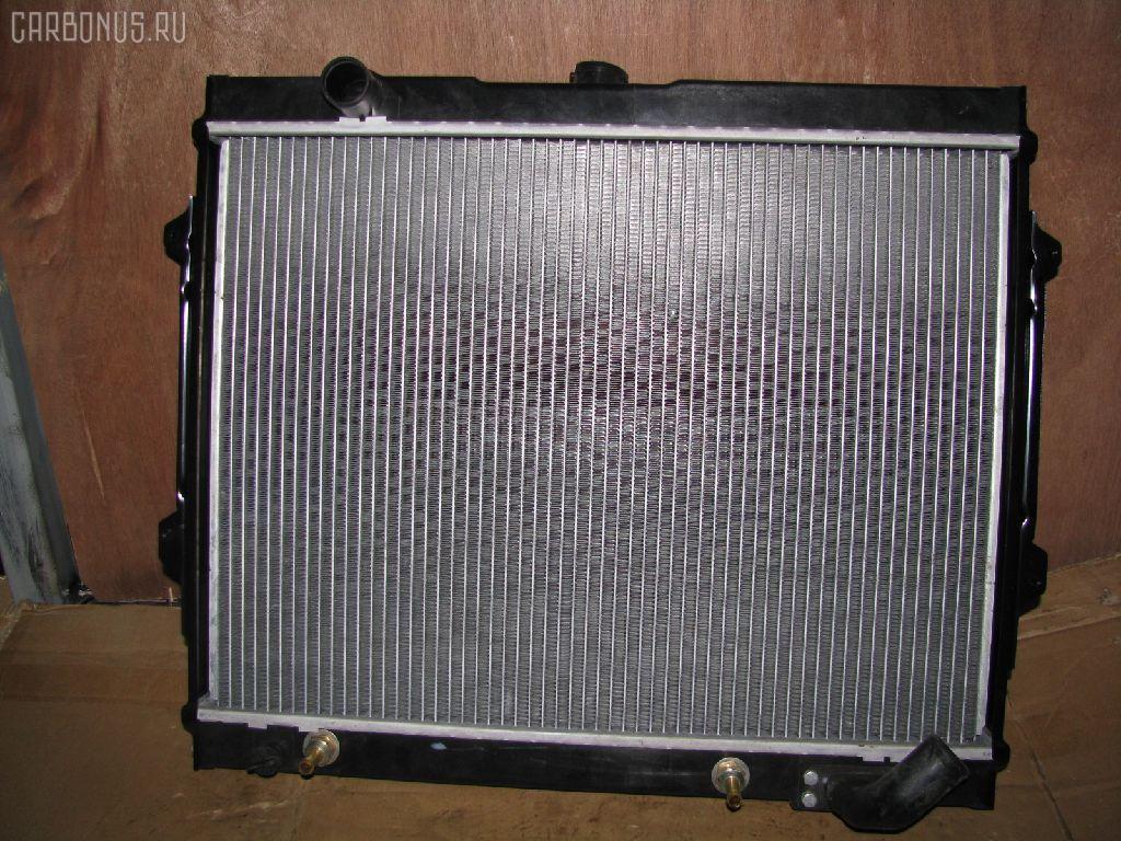 Радиатор ДВС MITSUBISHI PAJERO V44W 4D56-T. Фото 10