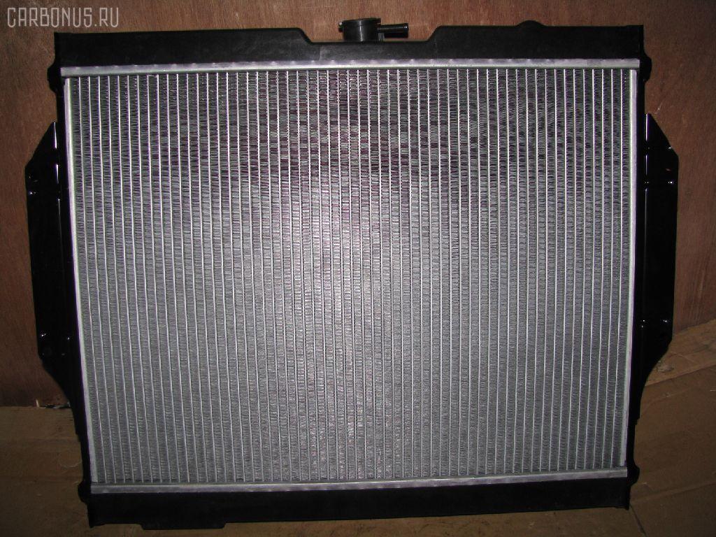 Радиатор ДВС MITSUBISHI PAJERO V44W 4D56-T. Фото 11