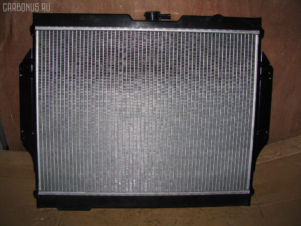 Радиатор ДВС MITSUBISHI PAJERO V44W 4D56-T Фото 3