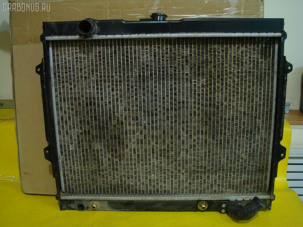 Радиатор ДВС MITSUBISHI PAJERO V44W 4D56-T Фото 5
