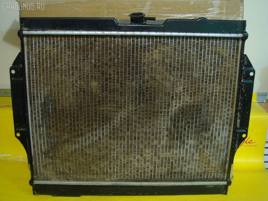 Радиатор ДВС MITSUBISHI PAJERO V44W 4D56-T Фото 1