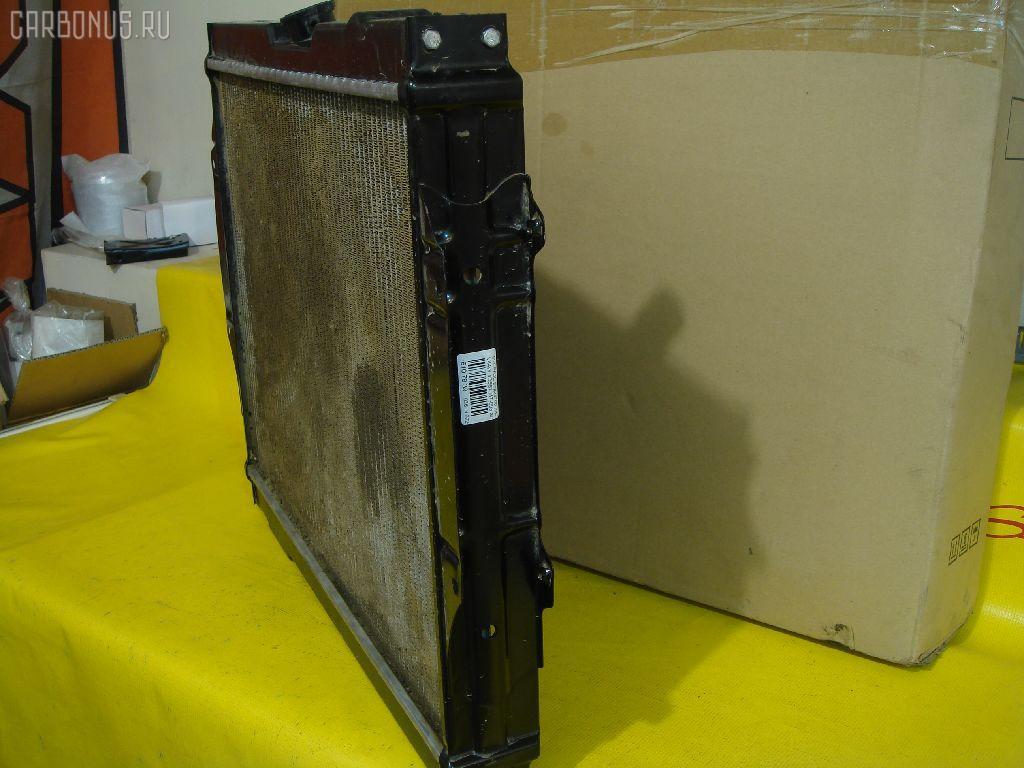 Радиатор ДВС MITSUBISHI PAJERO V44W 4D56-T Фото 2