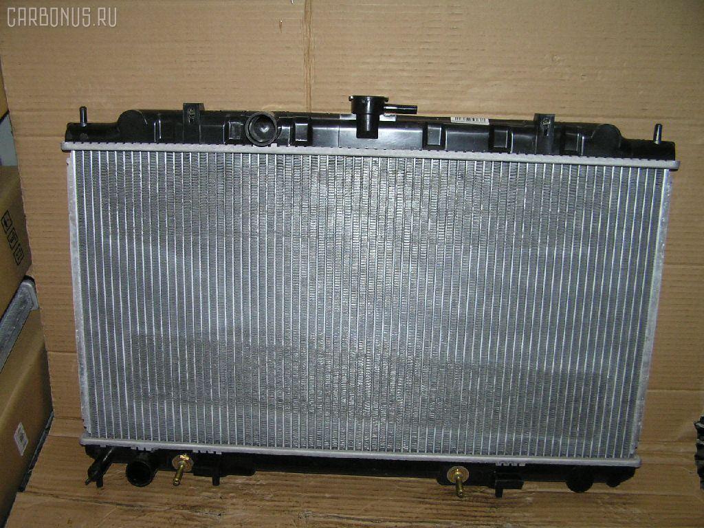 Радиатор ДВС NISSAN PRIMERA TP12 QR20DE. Фото 4