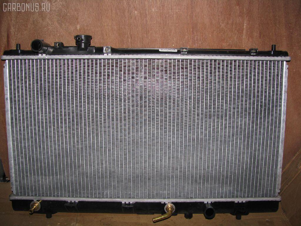 Радиатор ДВС NISSAN PRIMERA TP12 QR20DE. Фото 2