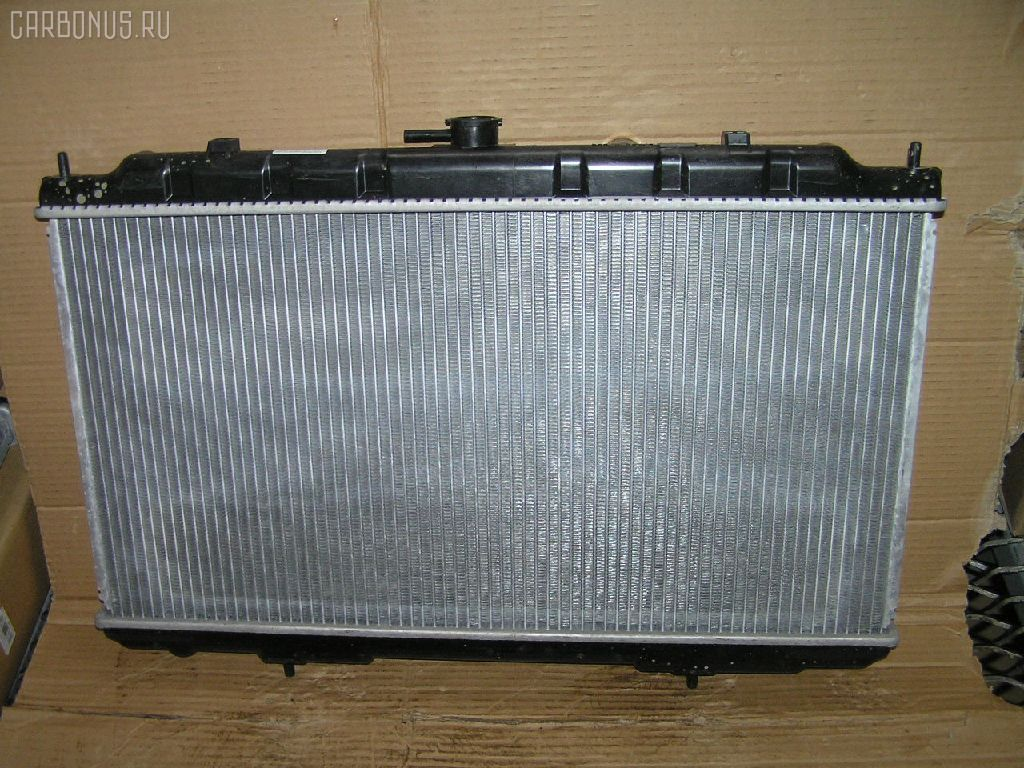 Радиатор ДВС NISSAN PRIMERA TP12 QR20DE. Фото 7