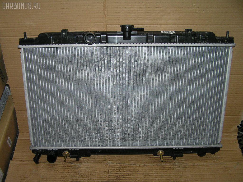 Радиатор ДВС NISSAN PRIMERA TP12 QR20DE. Фото 8
