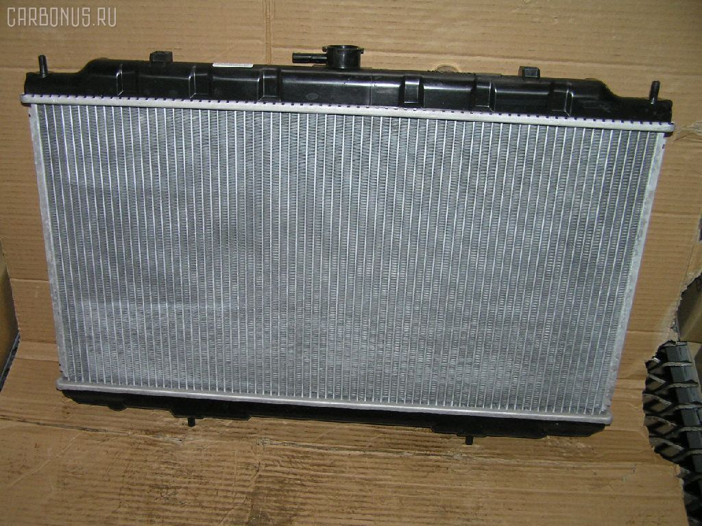 Радиатор ДВС NISSAN PRIMERA TP12 QR20DE. Фото 9
