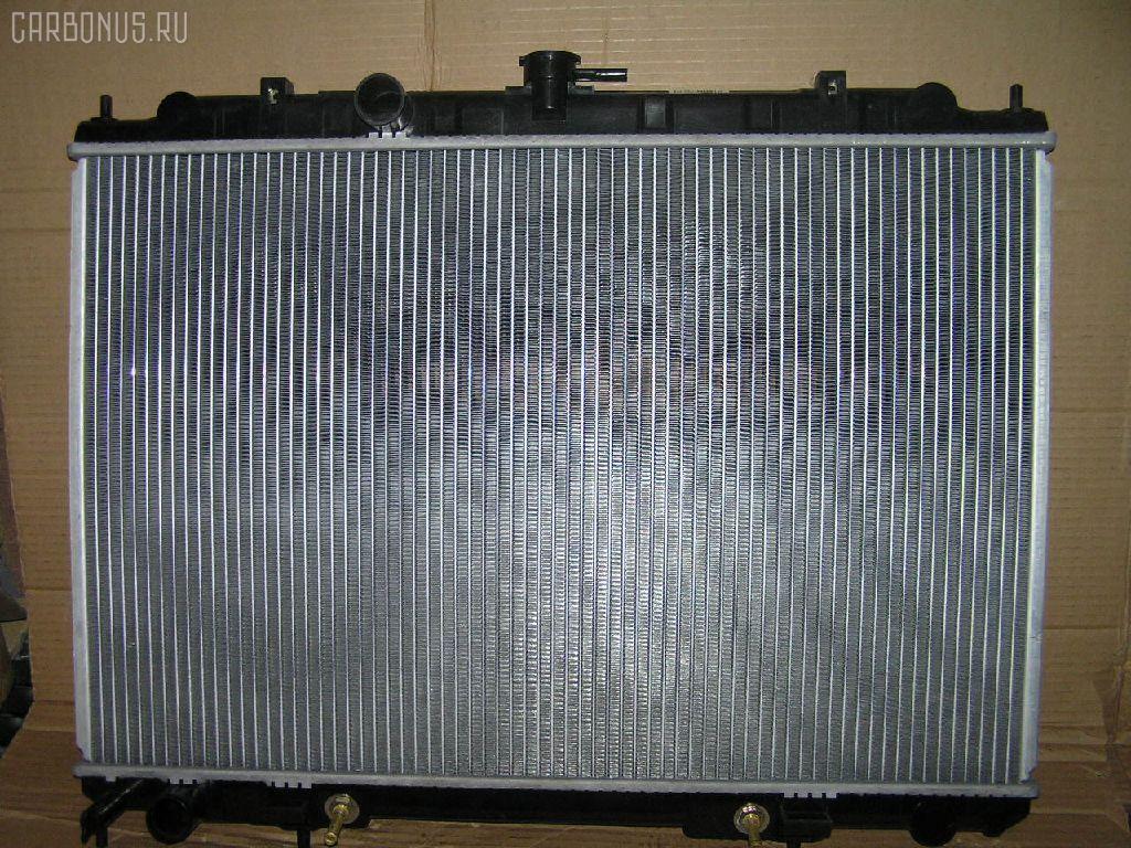 Радиатор ДВС NISSAN X-TRAIL NT30 QR20DE. Фото 3