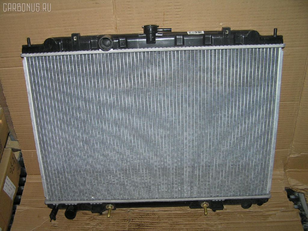 Радиатор ДВС NISSAN X-TRAIL NT30 QR20DE. Фото 9