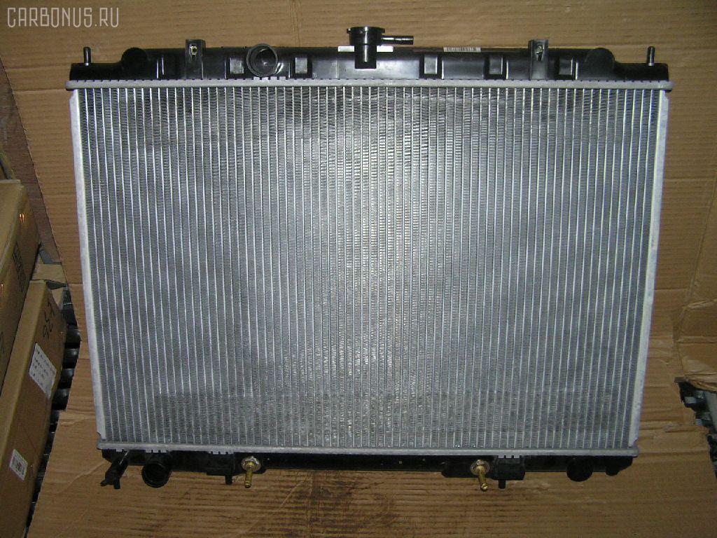Радиатор ДВС NISSAN X-TRAIL NT30 QR20DE. Фото 11