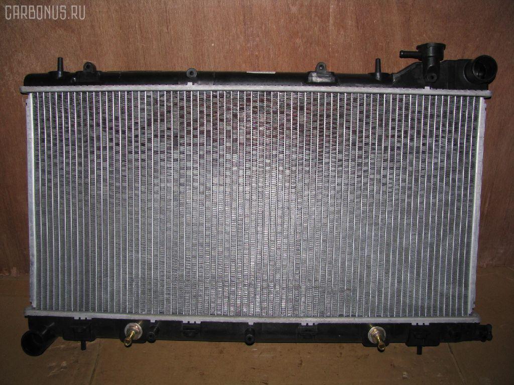 Радиатор ДВС SUBARU IMPREZA GC1 EJ15. Фото 2