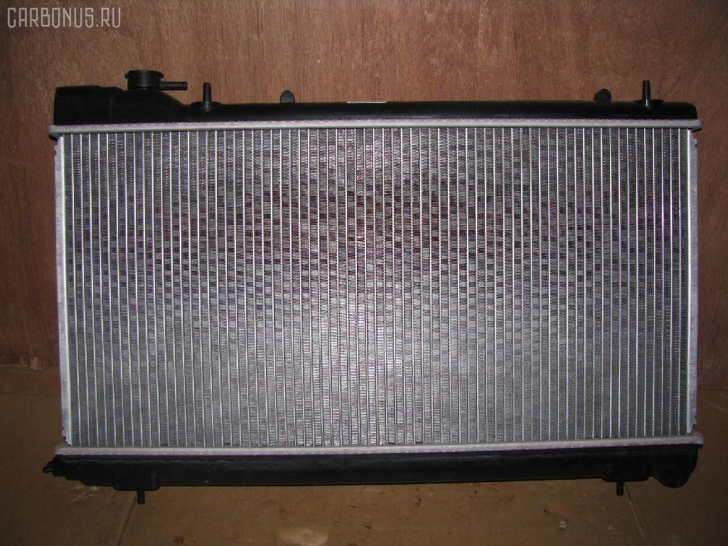 Радиатор ДВС SUBARU IMPREZA GC1 EJ15. Фото 5
