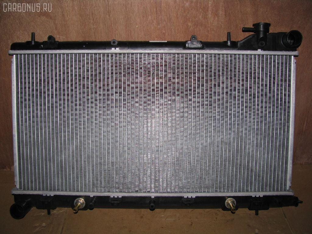 Радиатор ДВС SUBARU IMPREZA GC1 EJ15. Фото 4