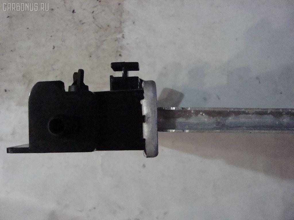 Радиатор ДВС TOYOTA COROLLA NZE124 1NZ-FE. Фото 1