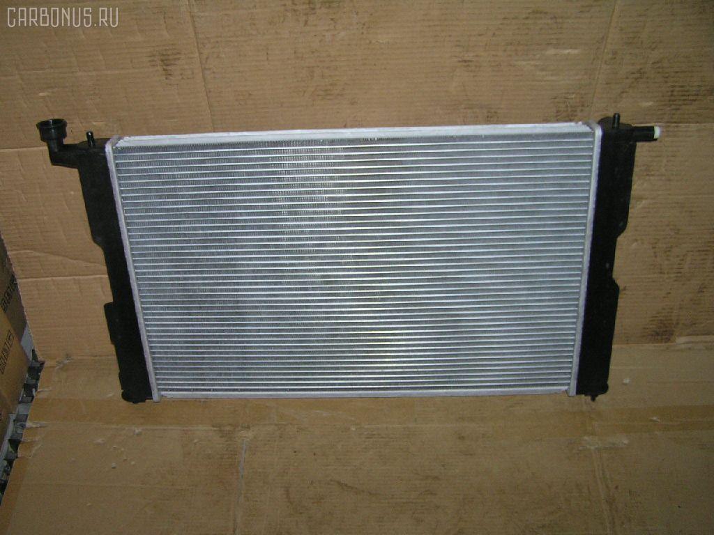 Радиатор ДВС TOYOTA VISTA SV50 3S-FSE. Фото 1