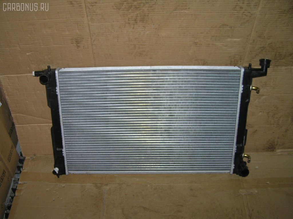 Радиатор ДВС TOYOTA VISTA SV50 3S-FSE. Фото 2