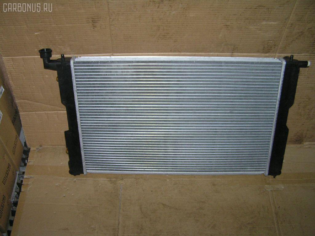 Радиатор ДВС TOYOTA VISTA SV50 3S-FSE. Фото 3