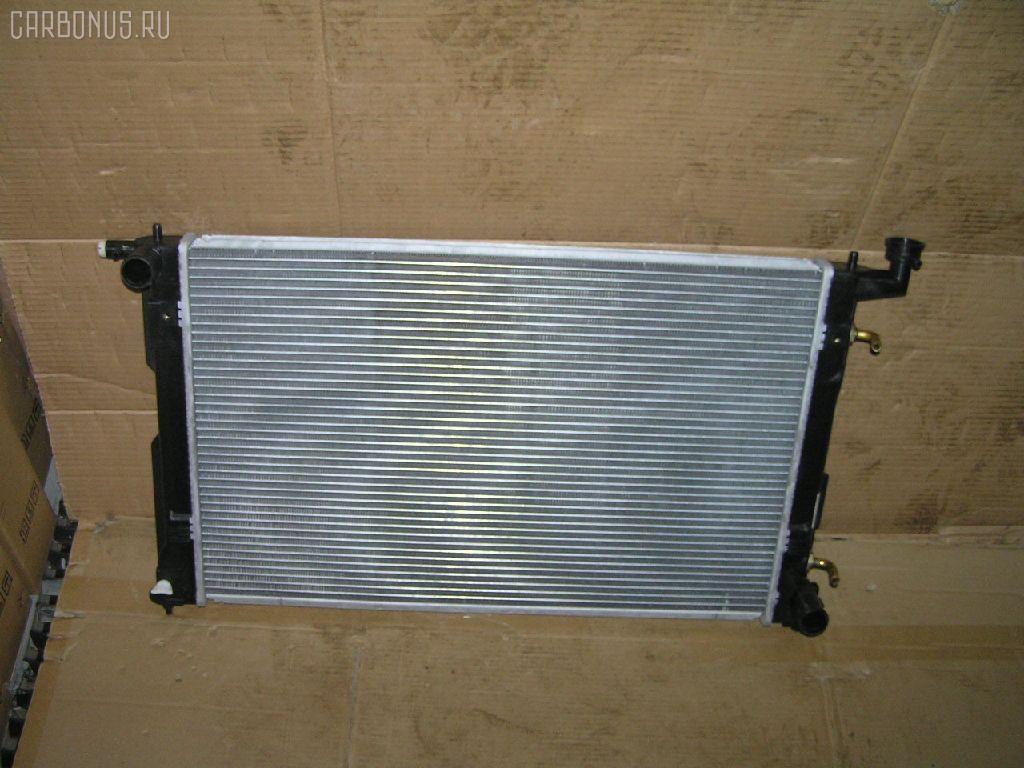 Радиатор ДВС TOYOTA VISTA SV50 3S-FSE. Фото 4