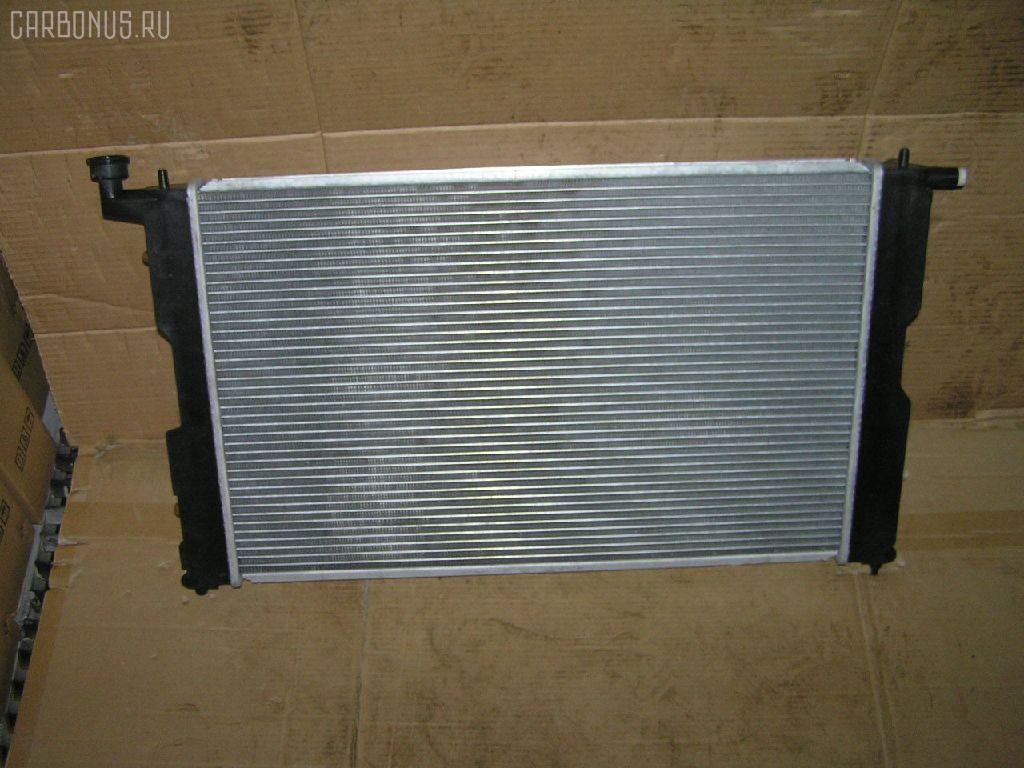 Радиатор ДВС TOYOTA VISTA SV50 3S-FSE. Фото 5
