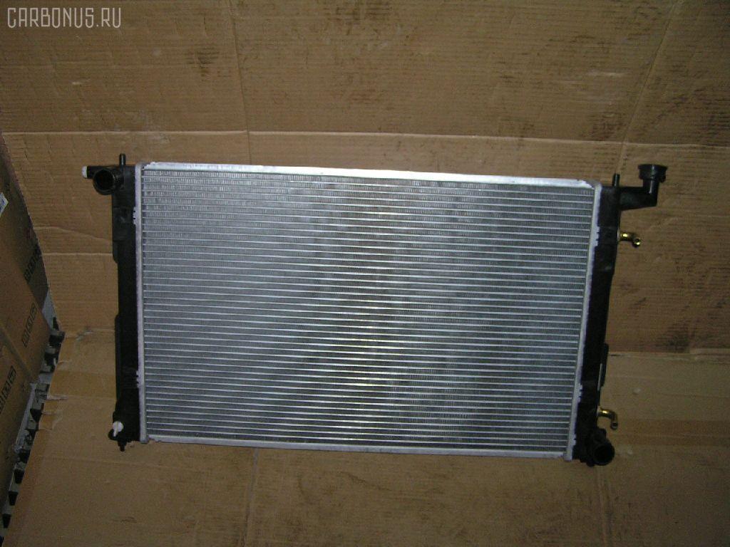 Радиатор ДВС TOYOTA VISTA SV50 3S-FSE. Фото 6