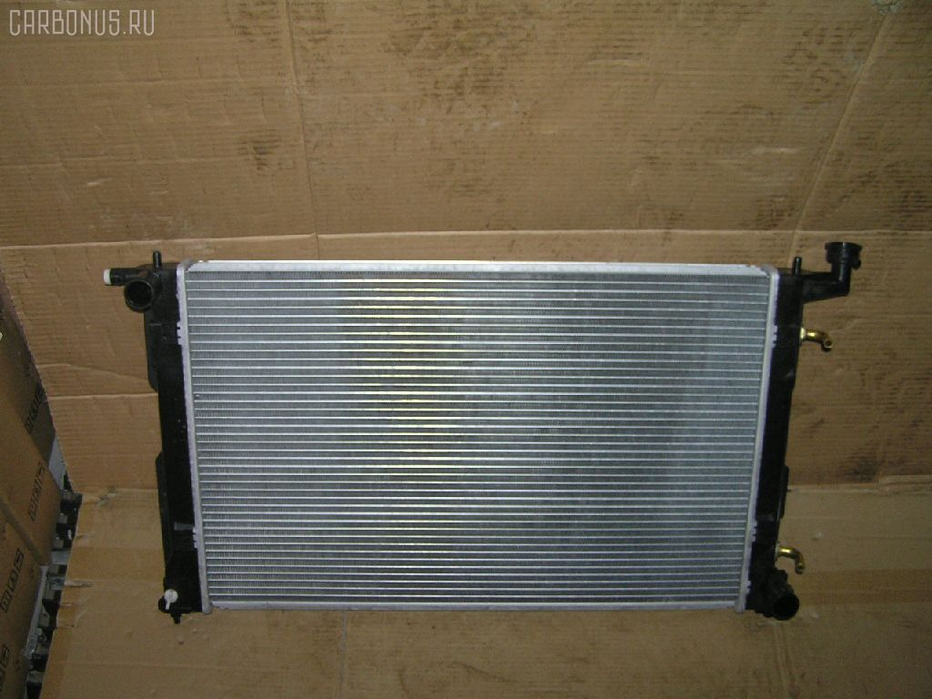 Радиатор ДВС TOYOTA VISTA SV50 3S-FSE. Фото 8