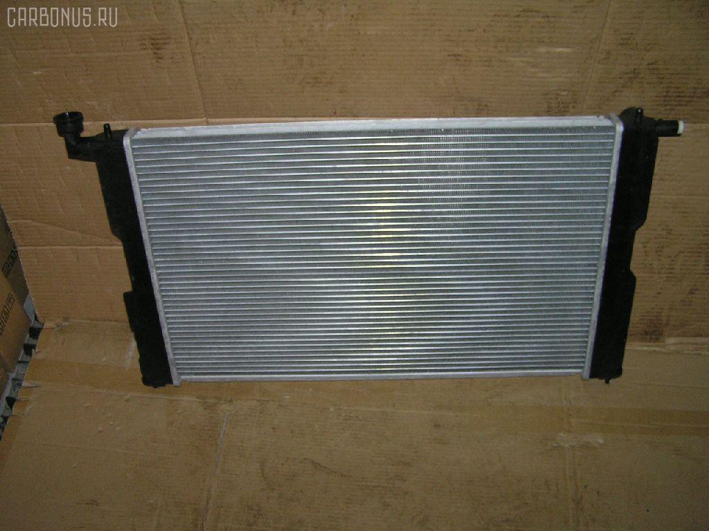 Радиатор ДВС TOYOTA VISTA SV50 3S-FSE. Фото 9