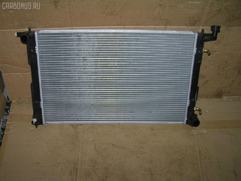 Радиатор ДВС TOYOTA VISTA SV50 3S-FSE. Фото 10