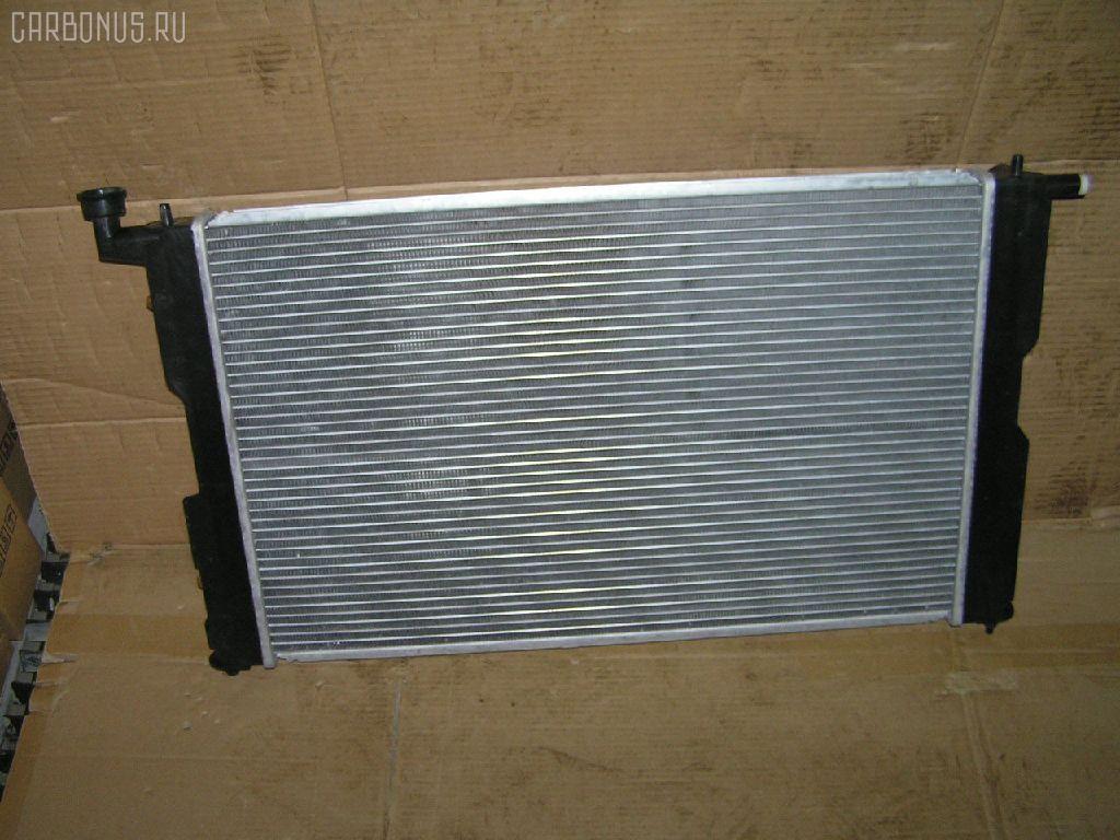 Радиатор ДВС TOYOTA VISTA SV50 3S-FSE. Фото 11